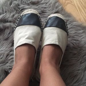 Two Toned Espadrilles